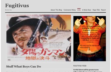 http://www.fugitivus.net/lists/stuff-what-boys-can-do/