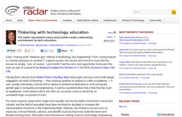 http://radar.oreilly.com/2011/06/education-maker-technology.html