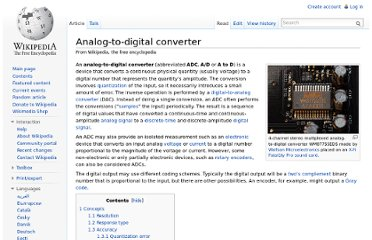 http://en.wikipedia.org/wiki/Analog-to-digital_converter