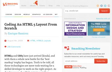 http://coding.smashingmagazine.com/2009/08/04/designing-a-html-5-layout-from-scratch/