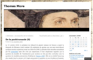 http://thomasmore.wordpress.com/2009/11/21/de-la-posteromanie-ii/