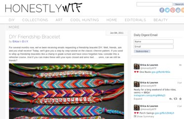 http://honestlywtf.com/diy/diy-friendship-bracelet/