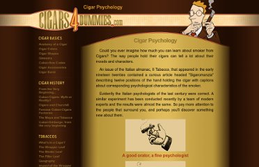 http://www.cigars4dummies.com/cigar-etiquette/cigar-psychology.html
