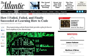 http://www.theatlantic.com/technology/archive/2011/06/how-i-failed-failed-and-finally-succeeded-at-learning-how-to-code/239855/