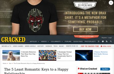 http://www.cracked.com/article_19230_the-5-least-romantic-keys-to-happy-relationship.html