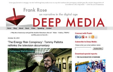 http://www.deepmediaonline.com/deepmedia/2010/10/collapsus-tommy-pallotta-rethinks-the-television-documentary.html#more
