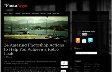 http://www.thephotoargus.com/freebies/24-amazing-photoshop-actions-to-help-you-achieve-a-retro-look/