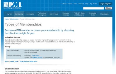 http://www.pmi.org/Membership/Membership-Types-of-Memberships.aspx