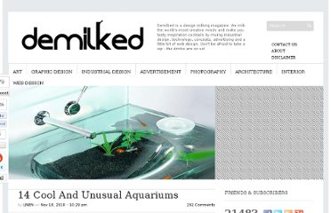 http://www.demilked.com/cool-and-unusual-aquariums/