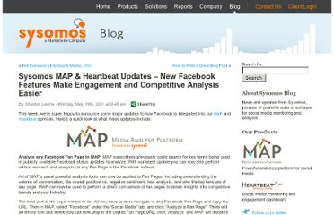 http://blog.sysomos.com/2011/05/16/sysomos-map-heartbeat-updates-new-facebook-features-make-engagement-and-competitive-analysis-easier/