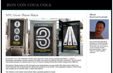 http://blog.ronconcocacola.com/2011/06/02/nyc-goes-three-ways.aspx