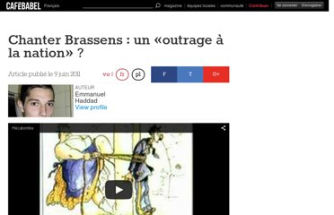 http://www.cafebabel.fr/video/347/chanter-brassens-un-outrage-a-la-nation.html