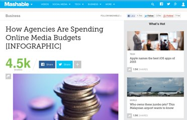 http://mashable.com/2011/06/09/media-agency-budgets/