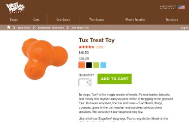 http://www.westpawdesign.com/catalog/dogs/dog-toys/eco-friendly-dog-toys/eco-friendly-products/tux