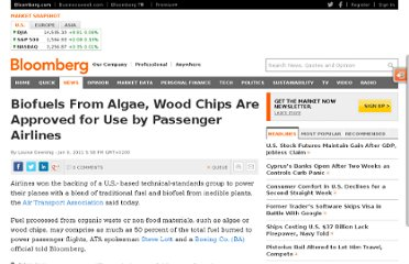 http://www.bloomberg.com/news/2011-06-09/biofuel-from-algae-wood-chips-approved-for-airlines-ata-says.html