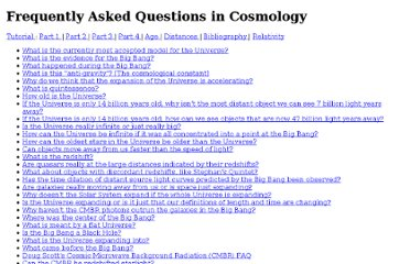 http://www.astro.ucla.edu/~wright/cosmology_faq.html