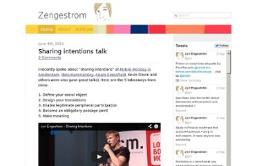 http://www.zengestrom.com/blog/2011/06/sharing-intentions-talk.html