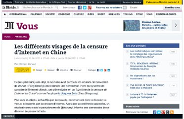 http://www.lemonde.fr/week-end/article/2011/06/10/les-differents-visages-de-la-censure-d-internet-en-chine_1534205_1477893.html