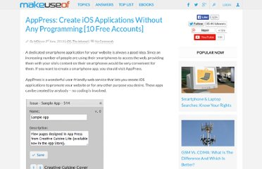 http://www.makeuseof.com/dir/apppress-create-ios-apps-coding-knowhow-10-free-accounts/