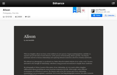 http://www.behance.net/Gallery/Alison/49837