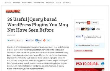 http://designbeep.com/2011/06/10/35-useful-jquery-based-wordpress-plugins-you-may-not-have-seen-before/