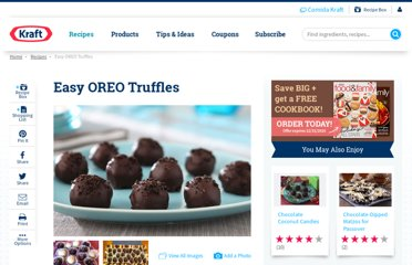 http://www.kraftrecipes.com/recipes/easy-oreo-truffles-95085.aspx
