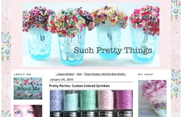 http://suchprettythings.typepad.com/my_weblog/2010/01/pretty-parties-custom-colored-sprinkles.html