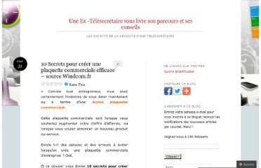 http://valeriethuillier.wordpress.com/2011/03/31/10-secrets-pour-creer-une-plaquette-commerciale-efficace-source-windcom-fr/