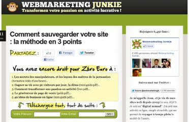 http://www.webmarketingjunkie.com/comment-sauvegarder-votre-site-la-methode-en-3-points.php