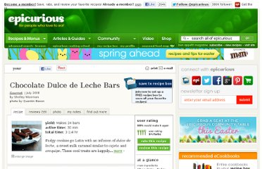 http://www.epicurious.com/recipes/food/views/Chocolate-Dulce-de-Leche-Bars-242874