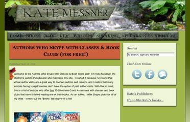 http://www.katemessner.com/authors-who-skype-with-classes-book-clubs-for-free/