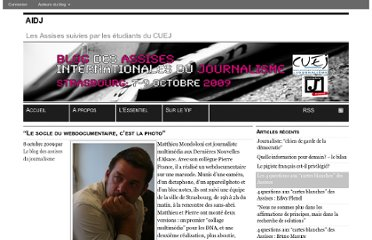 http://aidj.owni.fr/2009/10/08/le-socle-du-webdocumentaire-cest-la-photo/
