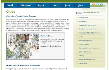 http://steadystate.org/discover/envisioning-the-good-life/cities/