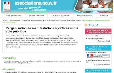 http://www.associations.gouv.fr/124-l-organisation-de-manifestations.html