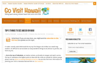 http://www.govisithawaii.com/2008/01/18/top-5-things-you-must-see-and-do-on-your-maui-vacation/