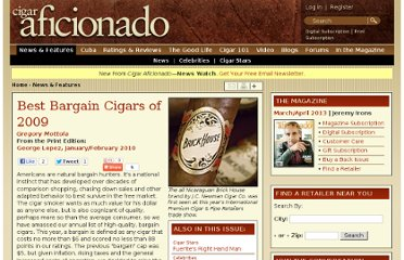 http://www.cigaraficionado.com/webfeatures/show/id/Best-Bargain-Cigars-of-2009_3781/p/1