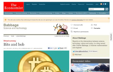 http://www.economist.com/blogs/babbage/2011/06/virtual-currency