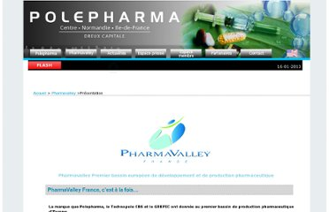 http://www.polepharma.com/pole-pharmaceutique/pharmavalley.php