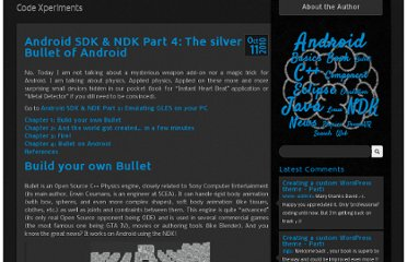 http://www.codexperiments.com/android/2010/10/android-sdk-ndk-part-4-the-silver-bullet-of-android/