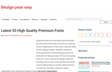 http://www.designyourway.net/blog/resources/latest-55-high-quality-premium-fonts/
