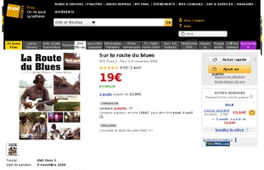 http://video.fnac.com/a3111587/Sur-la-route-du-blues-DVD-Zone-2