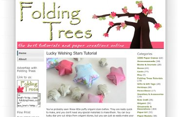 http://foldingtrees.com/2008/06/lucky-wishing-stars-tutorial/