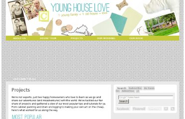 http://www.younghouselove.com/how-to/#onehourishdiy