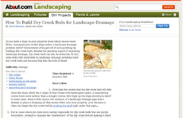 http://landscaping.about.com/od/sitegradingdrainage/ht/dry_creek_beds.htm