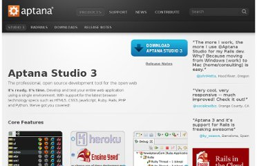 http://aptana.com/products/studio3