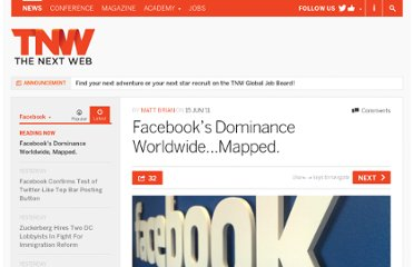 http://thenextweb.com/facebook/2011/06/15/facebooks-dominance-worldwide-mapped/