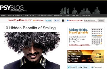 http://www.spring.org.uk/2011/06/10-hidden-benefits-of-smiling.php