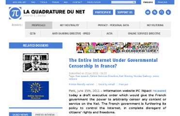 http://www.laquadrature.net/en/the-entire-internet-under-governmental-censorship-in-france