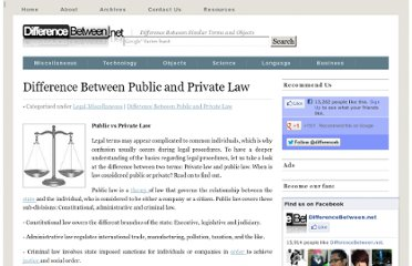 http://www.differencebetween.net/miscellaneous/difference-between-public-and-private-law/