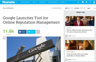 http://mashable.com/2011/06/16/google-me-on-the-web/